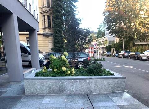 Genferstrasse, Zürich